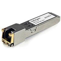 StarTech.com Cisco SFP-GE-T Compatible SFP Transceiver Module - 1000BASE-T, Copper, 1250 Mbit/s, SFP, SFP, 100 m, IEEE 802.3ab
