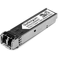 StarTech.com Cisco GLC-SX-MM Compatible SFP Transceiver Module - 1000BASE-SX, Fiber optic, 1250 Mbit/s, SFP, LC, SX, 550 m