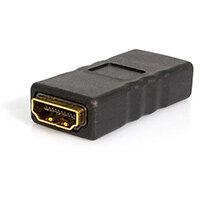 StarTech.com HDMI Coupler / Gender Changer - F/F, Black