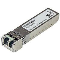 StarTech.com Cisco SFP-10G-SR Compatible SFP+ Transceiver Module - 10GBASE-SR, Fiber optic, 11100 Mbit/s, SFP+, LC, SR, 300 m