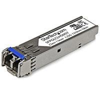 StarTech.com Cisco GLC-LH-SM Compatible SFP Module - 1000BASE-LX/LH - - 1GE Gigabit Ethernet SFP - LC 10km - 1310nm - Cisco IE3400, IE3300, IE3200, Fiber optic, 1250 Mbit/s, SFP, LC, LH,LX, 10000 m
