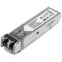 StarTech.com HPE J4858C Compatible SFP Module - 1000BASE-SX - 1GbE Multi Mode Fiber Optic Transceiver - 1GE Gigabit Ethernet SFP - LC 550m - 850nm - DDM HPE 1400, 1700, 1820, Fiber optic, 1250 Mbit/s, SFP, LC, SX, 550 m