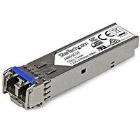 StarTech.com HPE J4859C Compatible SFP Module - 1000BASE-LX - 1GbE Single Mode /Multi Mode Fiber Optic Transceiver - 1GE Gigabit Ethernet SFP - LC 10km - 1310nm - DDM HPE 1400, 1700, 1820, Fiber optic, 1250 Mbit/s, SFP, LC, 10000 m, 1310 nm
