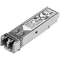 StarTech.com HPE 3CSFP91 Compatible SFP Module - 1000BASE-SX - 1GbE Multi Mode Fiber Optic Transceiver - 1GE Gigabit Ethernet SFP - LC 550m - 850nm - DDM HPE 3812, 3824, 3848, Fiber optic, 1250 Mbit/s, SFP, LC, SX, 550 m
