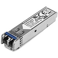 StarTech.com Juniper EX-SFP-1GE-LX Compatible SFP Module - 1000BASE-LX - 1GbE Single Mode Fiber SMF Optic Transceiver - 1GE Gigabit Ethernet SFP - LC 10km - 1310nm - DDM, Fiber optic, 1250 Mbit/s, SFP, LC, LX, 10000 m