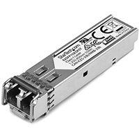 StarTech.com Juniper EX-SFP-1GE-SX Compatible SFP Module - 1000BASE-SX - 1GbE Multimode Fiber MMF Optic Transceiver - 1GE Gigabit Ethernet SFP - LC 550m - 850nm - DDM, Fiber optic, 1250 Mbit/s, SFP, LC, SX, 550 m
