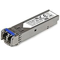 StarTech.com MSA Uncoded SFP Module - 1000BASE-LX - 1GbE Single Mode Fiber (SMF) Optic Transceiver - 1GE Gigabit Ethernet SFP - LC 10km - 1310nm - DDM, Fiber optic, 1250 Mbit/s, SFP, LC, LX, 10000 m