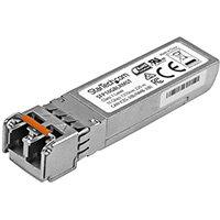 StarTech.com MSA Uncoded SFP+ Module - 10GBASE-LRM - 10GbE Multi Mode Fiber (MMF) Optic Transceiver - 10GE Gigabit Ethernet SFP+ - LC 200m - 1310nm - DDM, Fiber optic, 10000 Mbit/s, SFP+, LC, LRM, 220 m