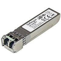 StarTech.com MSA Uncoded SFP+ Module - 10GBASE-SR - 10GbE Multi Mode Fiber (MMF) Optic Transceiver - 10GE Gigabit Ethernet SFP+ - LC 300m - 850nm - DDM, Fiber optic, 10000 Mbit/s, SFP+, LC, SR, 300 m