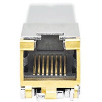 StarTech.com MSA Uncoded SFP+ Module - 10GBASE-T - SFP to RJ45 Cat6/Cat5e - 10GE Gigabit Ethernet SFP+ - RJ-45 30m, Copper, 10000 Mbit/s, SFP+, 30 m, IEEE 802.3an, Full