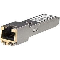 StarTech.com HPE 813874-B21 Compatible SFP+ Module - 10GBASE-T - SFP to RJ45 Cat6/Cat5e - 10GE Gigabit Ethernet SFP+ - RJ-45 30m - HPE BladeSystem, c-Class, Copper, 10000 Mbit/s, SFP+, 30 m, IEEE 802.3an, Silver