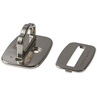 StarTech.com Laptop Cable Lock Anchor - Large, Steel, Silver