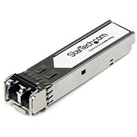 StarTech.com HPE JD094A Compatible SFP+ Module - 10GBASE-LR - 10GbE Single Mode Fiber Optic Transceiver - 10GE Gigabit Ethernet SFP+ - LC 10km - 1310nm - DDM HPE 5900, 12500, 5500, Fiber optic, 10000 Mbit/s, SFP+, LC, LR, 10000 m