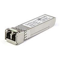 StarTech.com Dell EMC SFP-10G-SR Compatible SFP+ Module - 10GBASE-SR - 10GbE Multimode Fiber MMF Optic Transceiver - 10GE Gigabit Ethernet SFP+ - LC 400m - 850nm - DDM, Fiber optic, 10000 Mbit/s, SFP+, LC, SR, 400 m