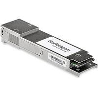 StarTech.com Cisco QSFP-40G-SR4-S Compatible QSFP+ Transceiver Module - 40GBase-SR4, Fiber optic, 40000 Mbit/s, QSFP+, MPO, 100 m, 850 nm