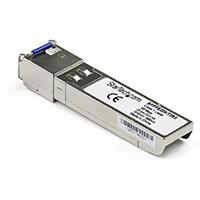 StarTech.com Juniper SFP-FE20KT15R13 Compatible SFP Module - 100BASE-BX-D - 10 GbE Gigabit Ethernet BiDi Fiber (SMF) (SFPFE20KT5R3), Fiber optic, 100 Mbit/s, SFP, LC, 20000 m, 1310 nm