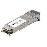 StarTech.com Palo Alto Networks 40GBASE-LR4 Compatible QSFP+ Module - 40GBASE-LR4 - 40GbE Single Mode Fiber SMF Optic Transceiver - 40GE Gigabit Ethernet QSFP+ - LC 10km - 1270nm to 1330nm - DDM, Fiber optic, 40000 Mbit/s, QSFP+, LC, LR4, 10000 m