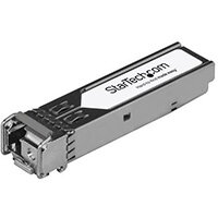 StarTech.com Juniper SFP-GE10KT15R13 Compatible SFP Module - 1000BASE-BX-D - 10 GbE Gigabit Ethernet BiDi Fiber (SMF) (SFPGE10KT5R3), Fiber optic, 1000 Mbit/s, SFP, LC, 10000 m, 1310 nm