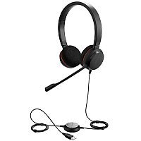 Jabra Evolve 20 Duo Lync Headset