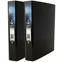Concord IXL A4 Black Ring Binder Pack of 10 BOGOF JT816025