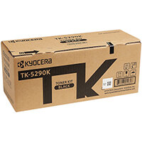 Kyocera Black Toner Cartridge ECOSYS P7240cdn TK-5290K