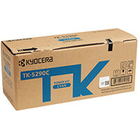 Kyocera Cyan Toner Cartridge for ECOSYS P7240cdn TK-5290C