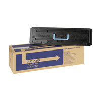 Kyocera TASKalfa 620 820 Toner Cartridge Black TK-665