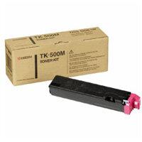 Kyocera Magenta Laser Toner Cartridge TK-500M