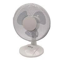 Small Office Desk Fan 9 inch 230mm Q Connect