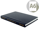 Q-Connect A6 Manuscript Book Ruled Feint 96 Pages