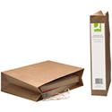Q-Connect Computer Paper Storage Bag 75x293x384mm 25 Pack