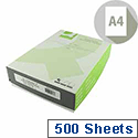 A4 100gsm Wove White Premium Business Paper 500 Sheets Q-Connect