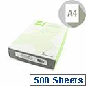 A4 100gsm Wove Antique Vellum Premium Business Paper 500 Sheets Q-Connect