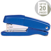 Q-Connect Metal Stapler Half Strip Blue