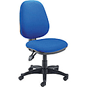 Jemini Plus High Back Operator Chair Blue Ch1800