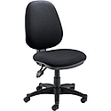 Jemini Plus High Back Operator Chair Charcoal Ch1800