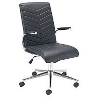 Arista Tarragona Leather Look Office Chair KF74819