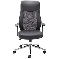 First Mesh High Back Task Operator Office Chair KF74830