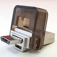 Kingston DataTraveler USB 3.0 MicroDuo OTG Memory Stick 16GB DTDUO3
