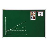 Franken ValueLine Magnetic Chalkboard Lacquered Dark Green Surface 600x450mm KR3512