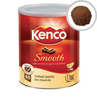 Kenco Really Smooth Freeze Dried Instant Coffee 750g Tin Pack of 1 61677
