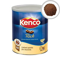 Kenco Really Rich Freeze Dried Instant Coffee 750g Tin Pack of 1 345101