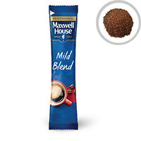Maxwell House Instant Mild Sticks Pack of 200 4041138