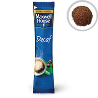 Maxwell House Instant Decaf Sticks Pack of 1000 4041162