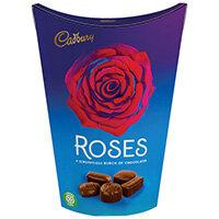 Cadbury Roses Chocolates Tub 187G 4054611