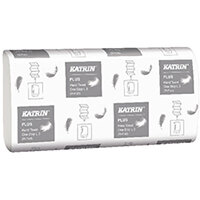 Katrin Plus M Fold Hand Towel Pack of 1890 344020