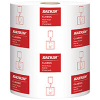 Katrin Classic Hand Towel M2 Roll Pack of 6 481911