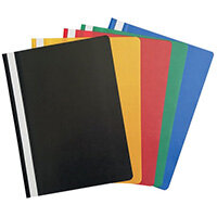 Project Folders Assorted Pack of 25 PM22390