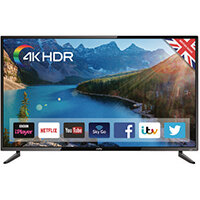 Cello 55 Inch Smart LED 4K TV C55SFS4K