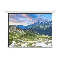 Franken ValueLine Electric Roll-up Projector Screen W1800 x H1350mm